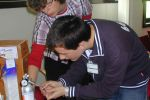 Schüleri im Max-Planck Institut für Chemie in Mainz